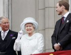The Queen on her Diamond Jubilee