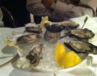 Oysters at Luke's Oyster Bar