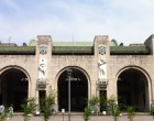 Tanjong Pagar Railway Station, the venue for Hermes Gift of Time exhibition