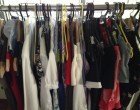 jumble of hangers photo