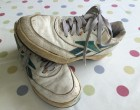 Old trainers from my school days