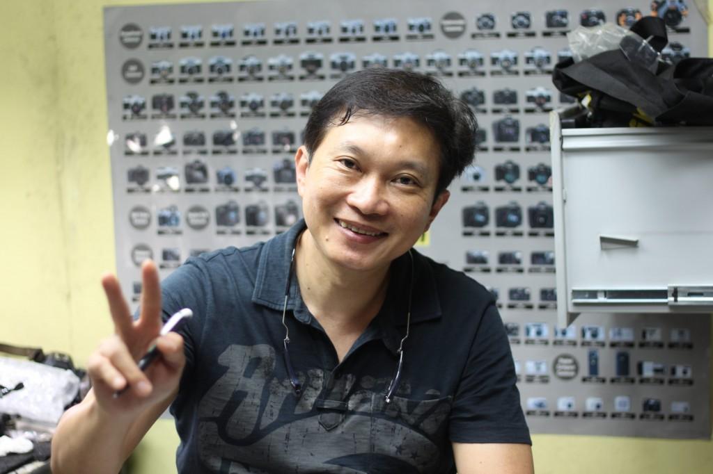 Steven the Camera Dr Singapore Changmoh Blog