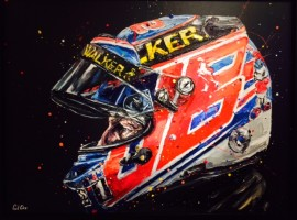 F1 Singapore Racing Motorsport Art Exibition Icon Gallery River Valley Singapore Blogging Changmoh