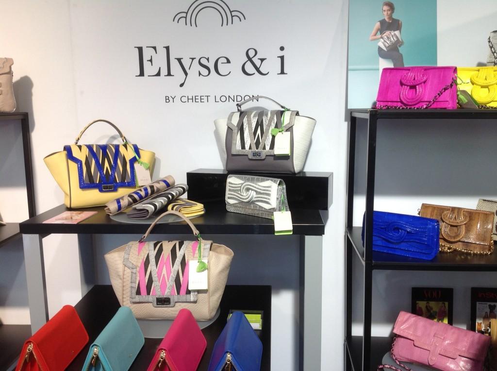 Elyse & i stall