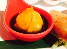 Dim Sum deliciousness at the ShangriLa's Shang Palace