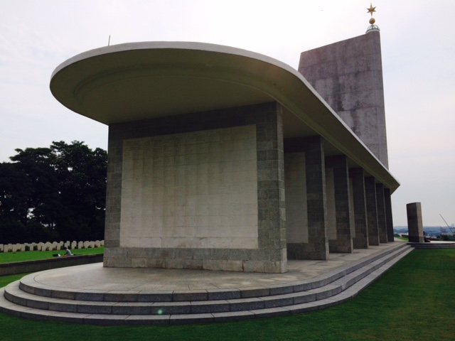 Kranji Remembrance Sunday Changmoh Singapore Blogger