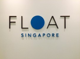 Floatation in Singapore