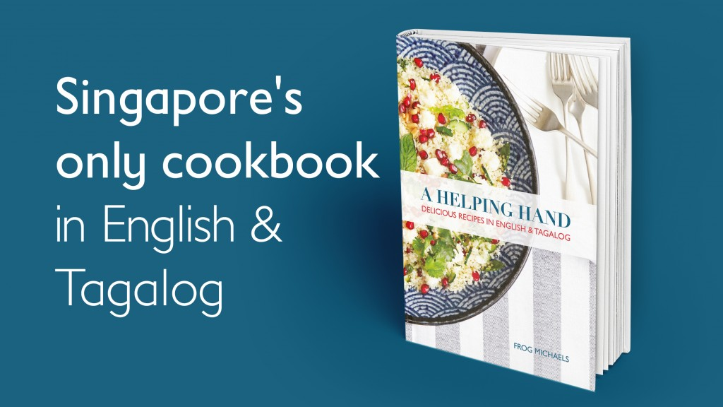 Mission statement for A Helping Hand (English/Tagalog cookbook)