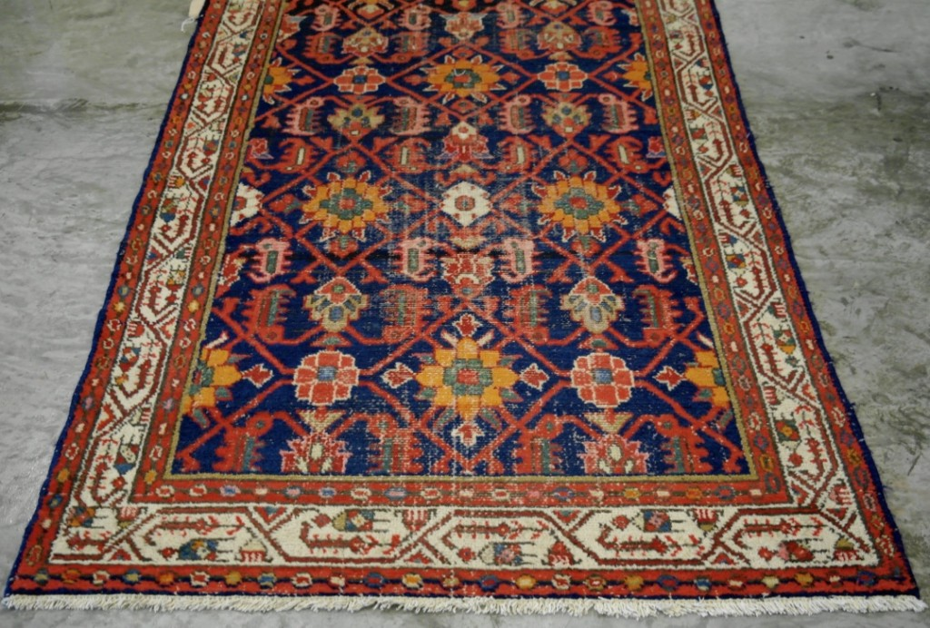 Middle Eastern wool runner