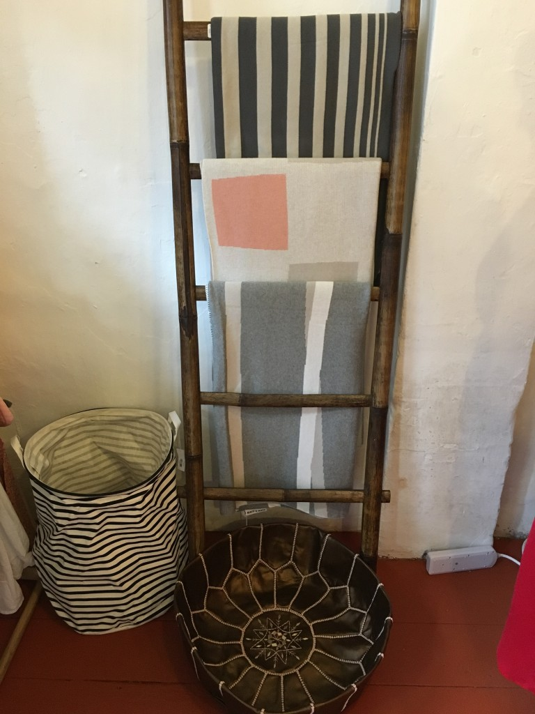 Maissone linen ladder  and more